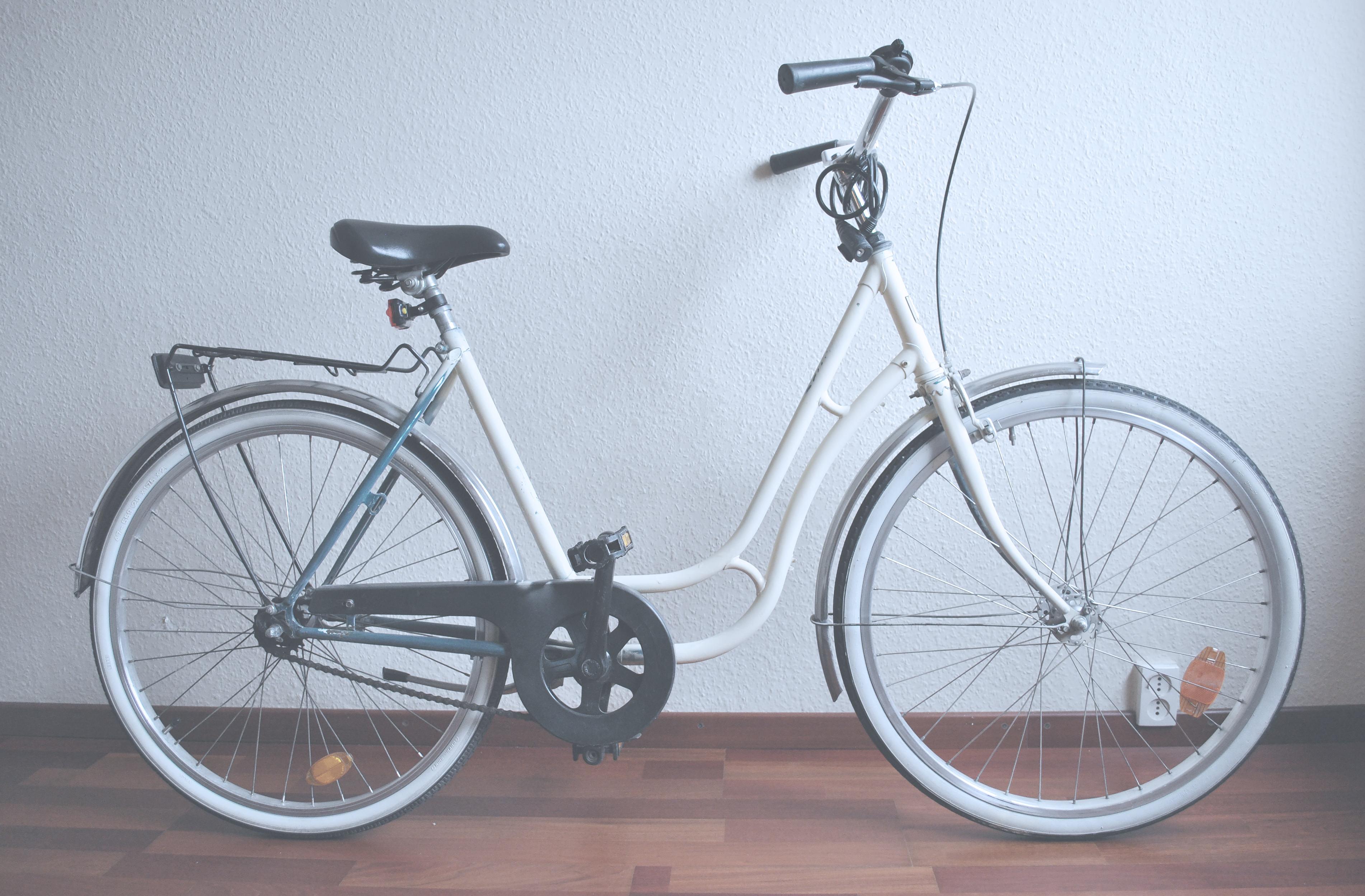 How I Became a Biker- fromfrugaltofree.com