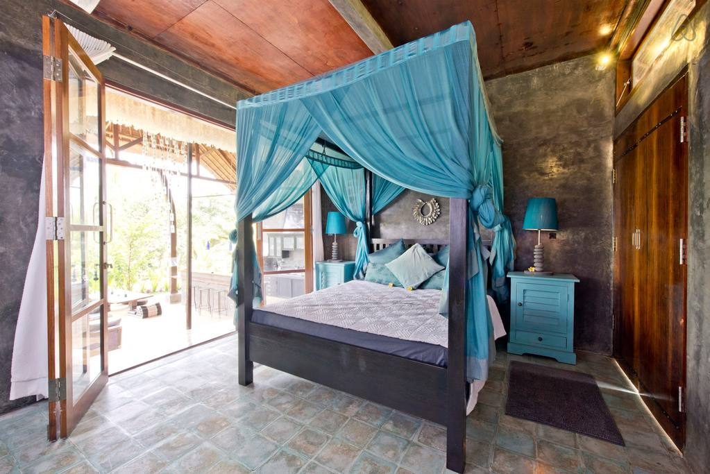frugal airbnb in ubud