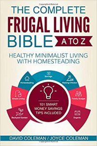 frugal living bible