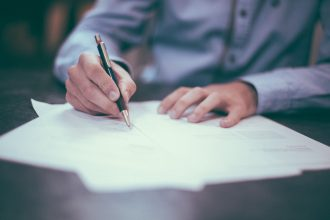 cosigning a loan