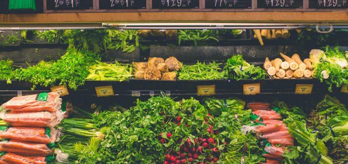 Minimalist Grocery List