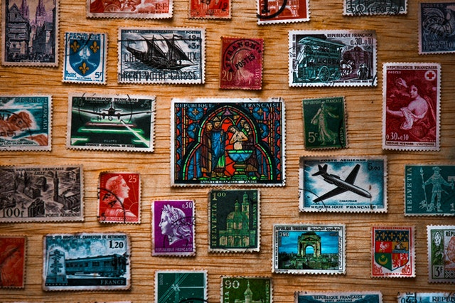 Get Free Postage Stamps