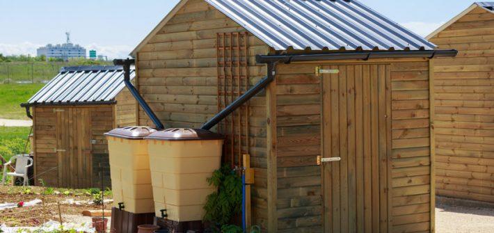 Cheap Rain Water Storage Systems